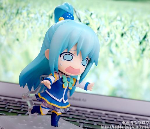 Nendoroid Aqua Good Smile Company preview 06