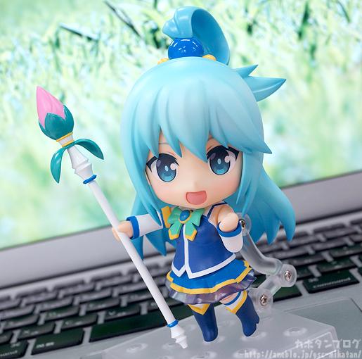 Nendoroid Aqua Good Smile Company preview 10