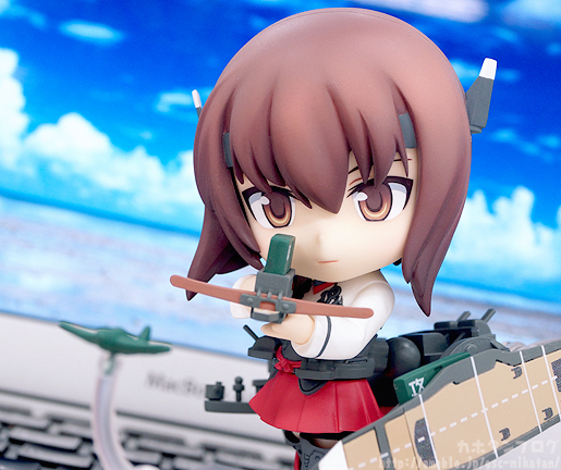 Nendoroid Taiho KanColle preview 03