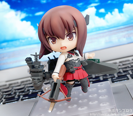Nendoroid Taiho KanColle preview 07