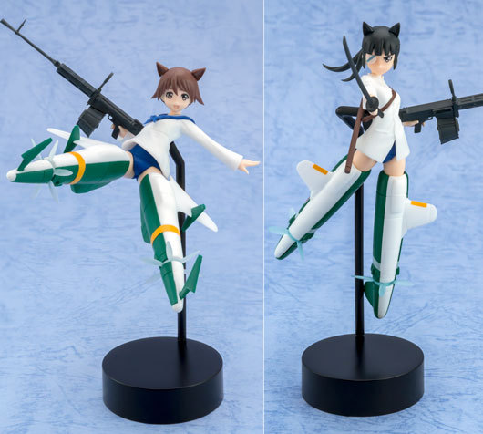 PLAMAX Strike Witches pics 09