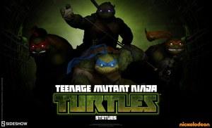 Sideshow-TMNT-Statue-Teaser