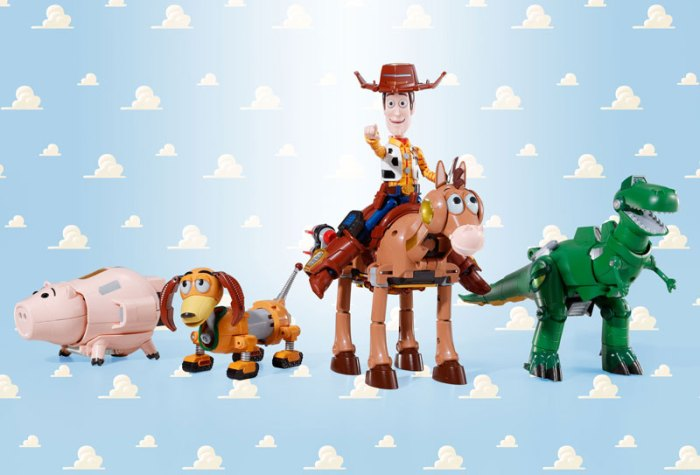 Chogattai Woody Robot Sheriff Star10