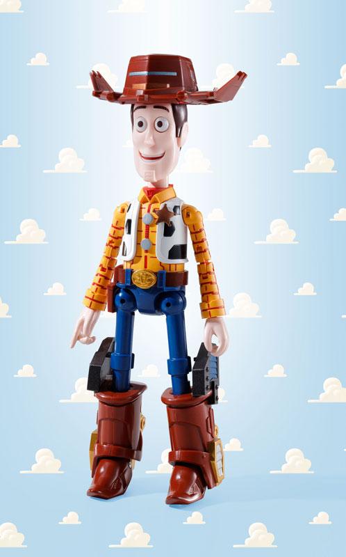 Chogattai Woody Robot Sheriff Star8