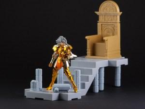 Saint Seiya: Saga D.D. Panoramation + Athena Statue di Bandai – Recensione