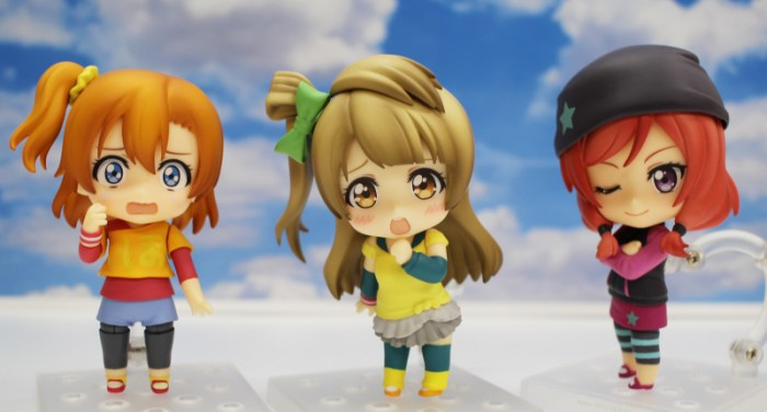 Nendoroid Love Live Training Outfit gallery 06