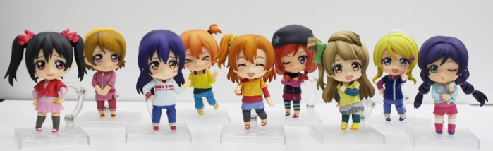 Nendoroid Love Live Training Outfit gallery 08