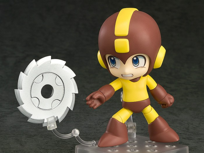Nendoroid Mega Man Metal Blade GSC pre 06