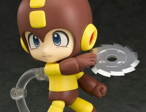 Nendoroid Mega Man Metal Blade GSC pre 20