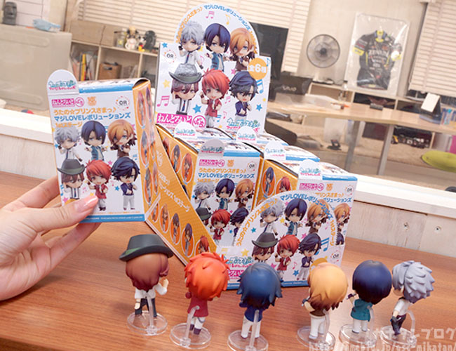 Nendoroid Petit Uta no prince-sama boxed 20