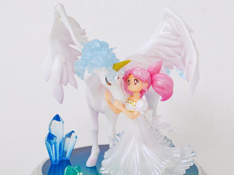 Pegasus e Princess Usagi Small Lady Serenity