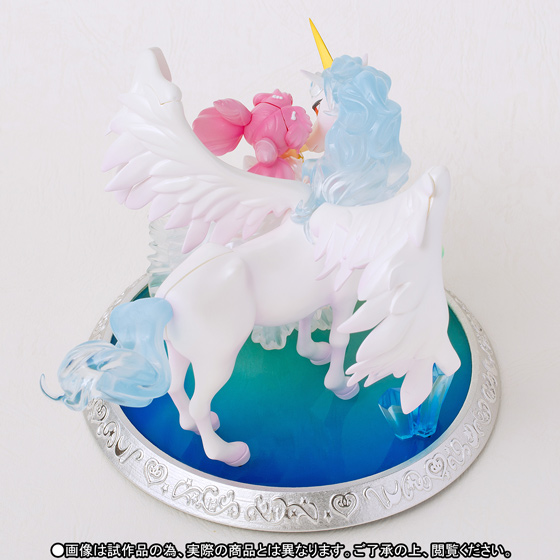 Pegasus e Princess Usagi Small Lady Serenity6