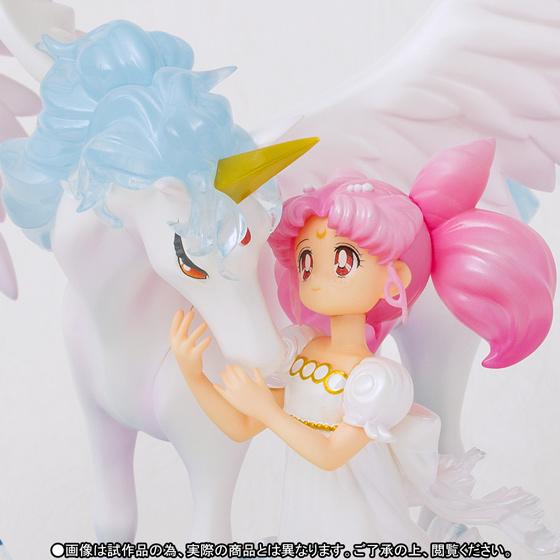 Pegasus e Princess Usagi Small Lady Serenity9