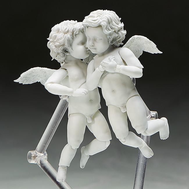figma Angel Statues FREEing pre 07