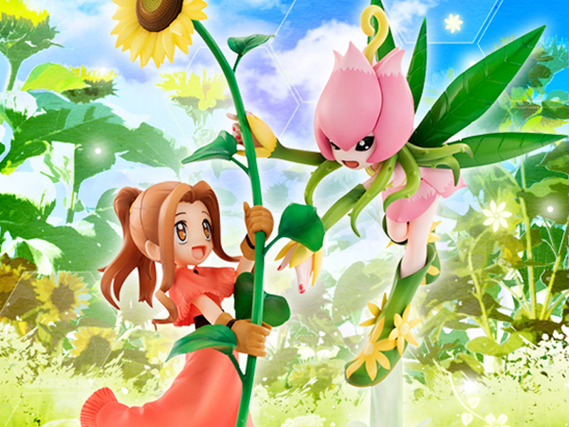 Digimon Adventure - Lilimon - Tachikawa Mimi - GEM - MegaHouse - Foto 09