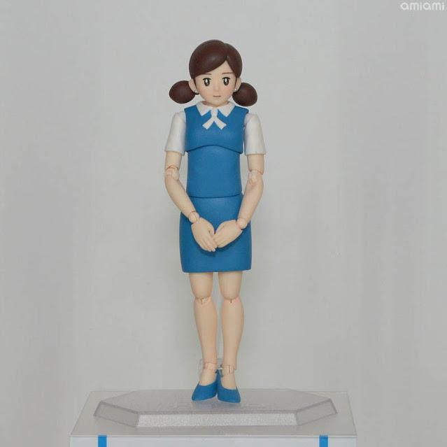 Fuchiko, presentata in varie colorazioni