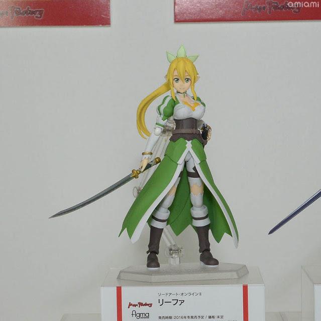 Leafa da Sword Art Online
