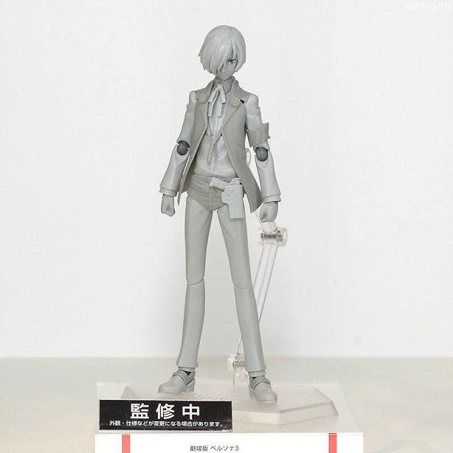 Shujinkou (Minato) da Persona 3