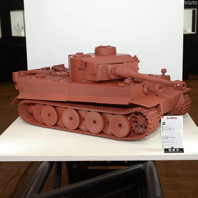 Tiger I da Girls Und Panzer