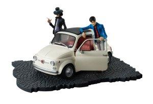 Lupin the Gallery Kakusaku no San Marino 01