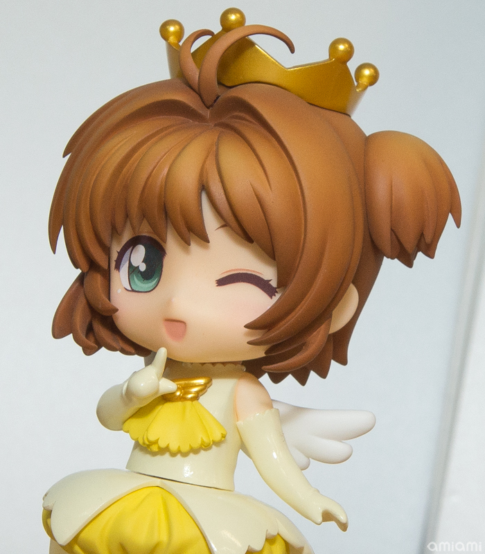 Nendoroid Co-de Sakura Kinomoto Angel Crown gallery 09