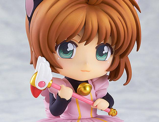 Nendoroid Co-de Sakura Kinomoto Black Cat Maid GSC pre 20