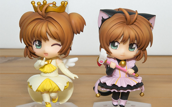 Nendoroid Co-de Sakura Kinomoto Black Cat Maid gallery 01