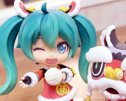 Nendoroid Miku Hatsune Lion Dance GSC preview 08
