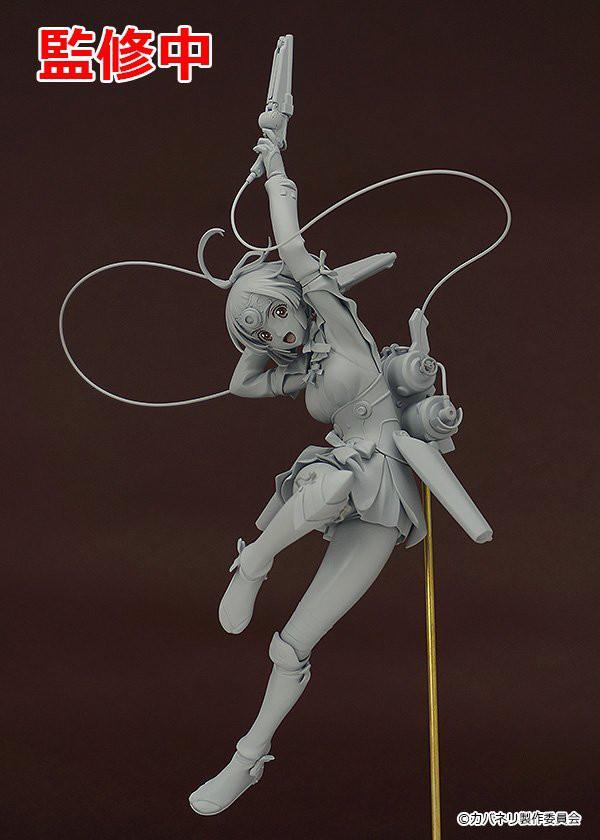 Nendoroid Mumei Koutetsujou no Kabaneri pics 10