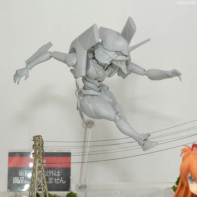 Eva-01 Parform da Evangelion