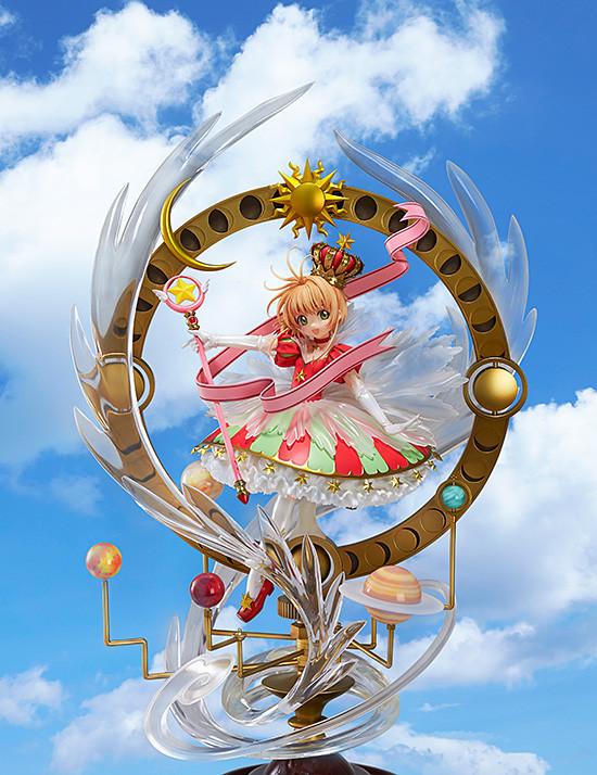 Sakura Kinomoto Stars Bless You GSC preorder 06