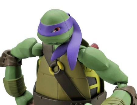 TMNT Revoltech Donatello Kaiyodo Preorder 20