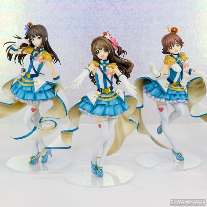 Rin Shibuya, Uzuki Shimamura & Mio Honda da ''iDOLM@STER Cinderella Girls'' (GSC)