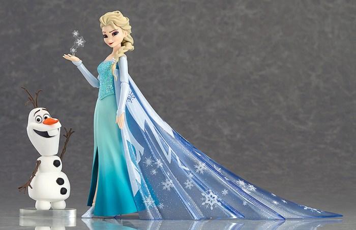figma Elsa Frozen Max Factory preorder 01