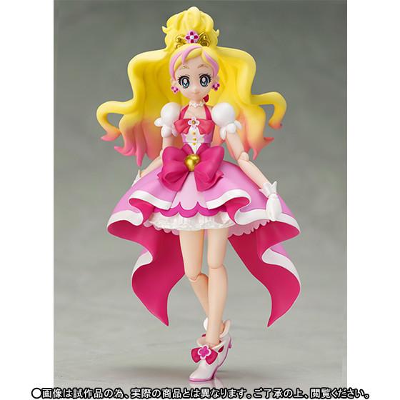 Cure Flora SH Figuarts da ''Go! Princess PreCure''
