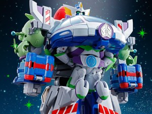 Chogattai Buzz the Space Ranger Robo-evi