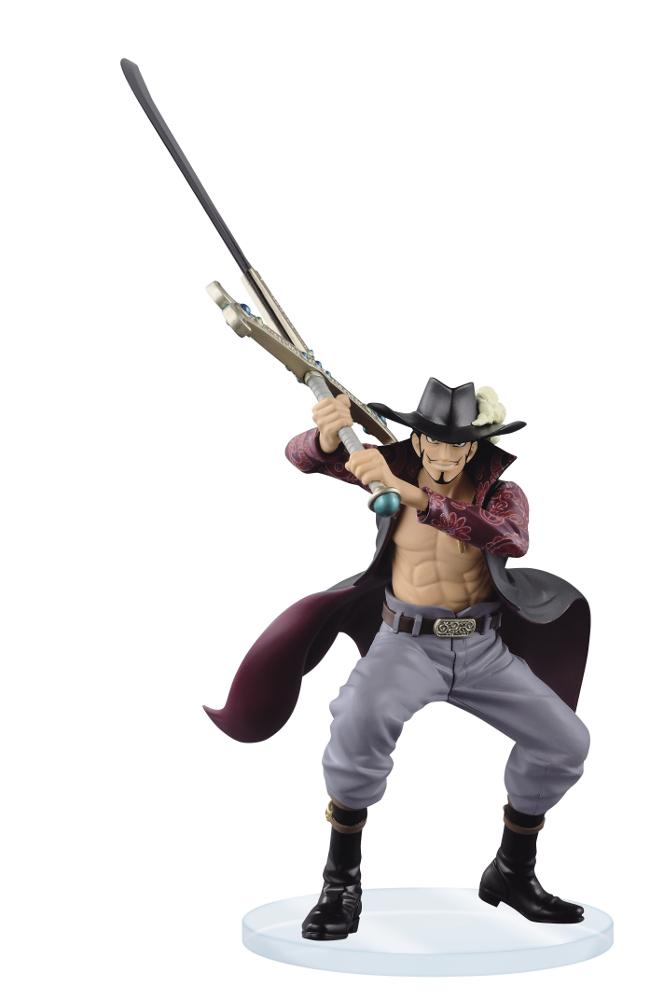 Mihawk - Dramatic Showcase - One Piece