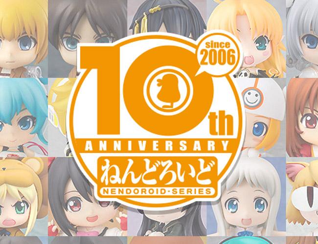 Nendoroid 10th Anniversary EVD