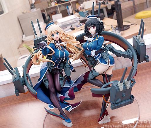 Atako & Takao Heavy Armament ver.