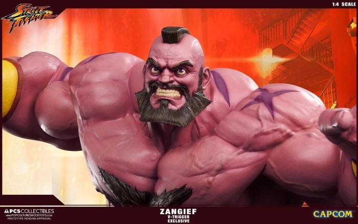 Zangief Street Fighter PCS 1 12