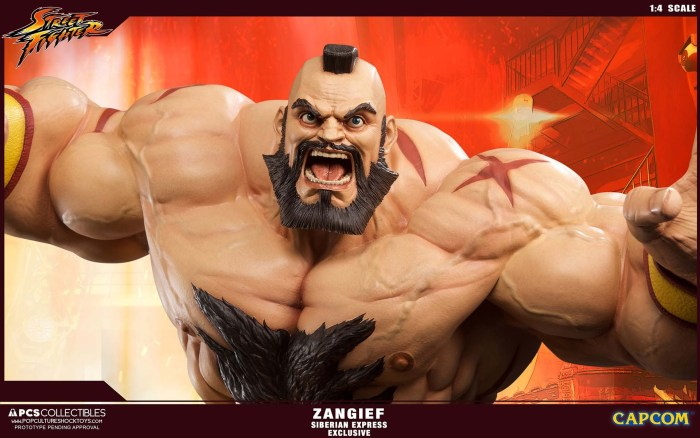 Zangief Street Fighter PCS 3 08