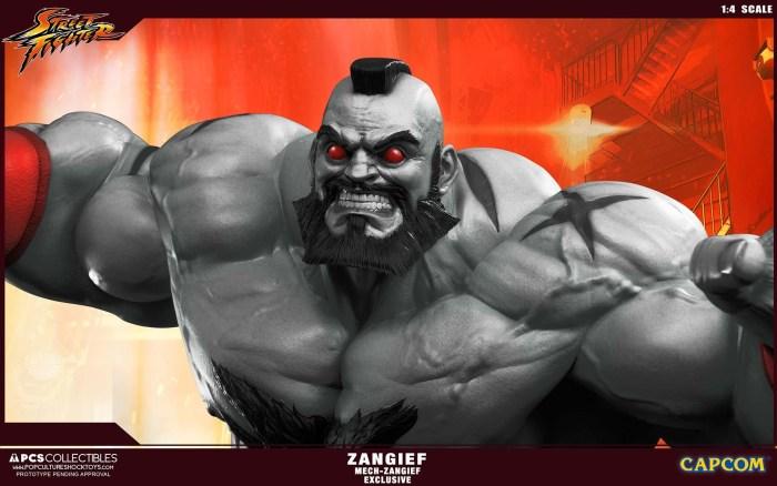 Zangief Street Fighter PCS2 12