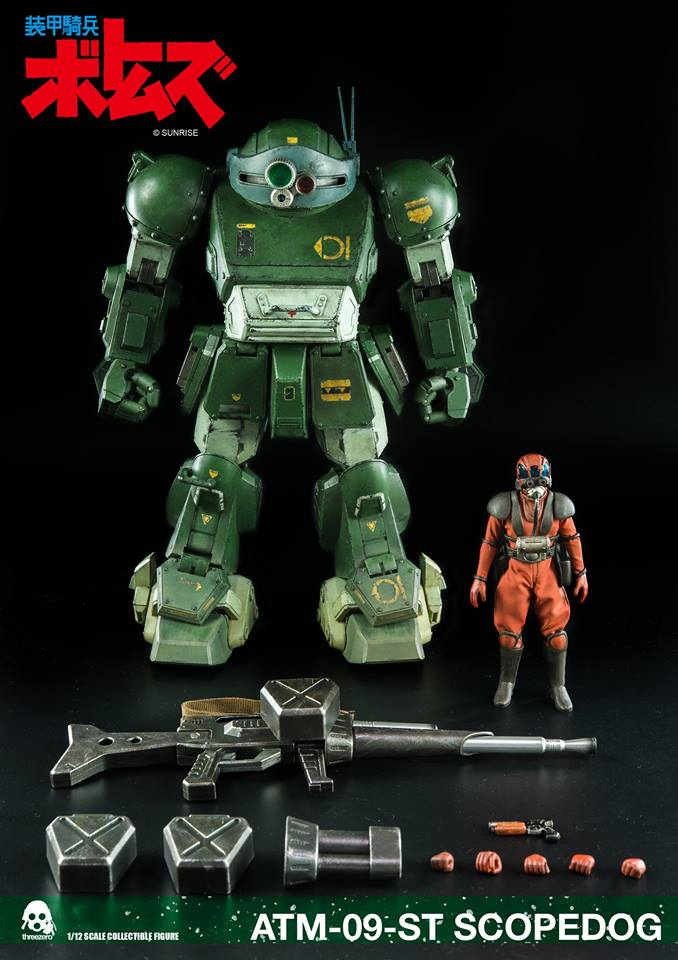 votoms - threezero - ATm - 1