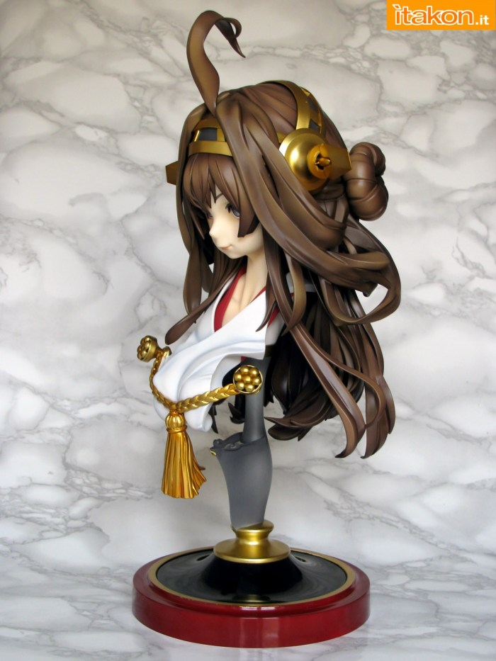 005 Kongo Bust Kantai Collection KanColle GSC WHS recensione