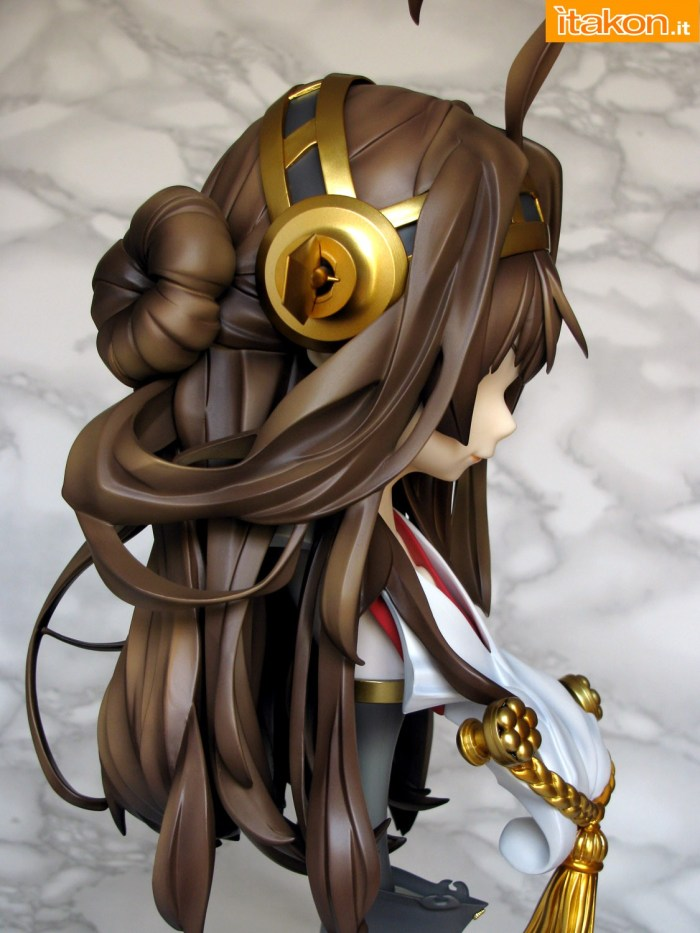 035b Kongo Bust Kantai Collection KanColle GSC WHS recensione