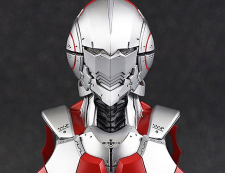Aquamarine ULTRAMAN Bust Figure 20