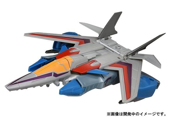 Hyper Surge Starscream TAV57 di Takara Tomy (3)