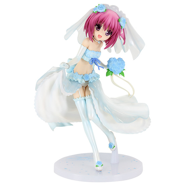 Minato Tomoka Blue Wedding ver. di PLUM (1)