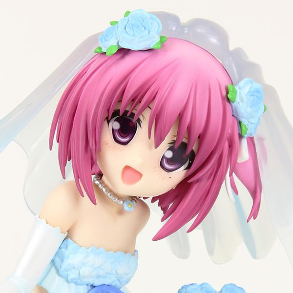 Minato Tomoka Blue Wedding ver. di PLUM (3)