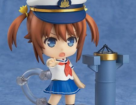 Nendoroid Akeno Misaki High School Fleet GSC pre 20